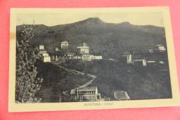 Genova Scoffera Villini 1934 Ed. Calì - Italy
