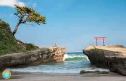1 Magnet Neuf Theme Asie Japon - Tourisme