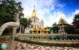 1 Magnet Neuf Theme Asie Vietnam - Tourism