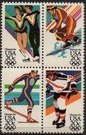 U.S.A. 1984 Winter Olympics - United States