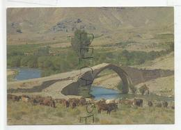 Arménie. Erevan. Le Pont Rouge. - Arménie