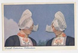 AJ02 Dutch Costumes, Volendam - Volendam