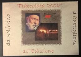 CROCE ROSSA FIACCOLATA 2002 - Red Cross