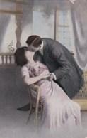 AL18 Romance - Couple Kissing - Couples
