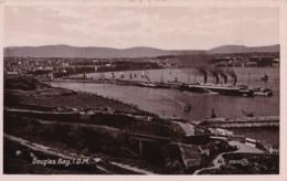 AL72 Douglas Bay, I.O.M. - RPPC - Isle Of Man