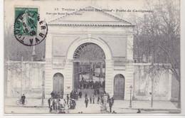 CPA Toulon - Arsenal Maritime - Porte De Castigneau - Toulon