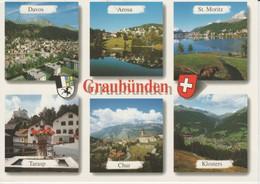 (CH1250) GRAUBUNDEN - GR Grisons
