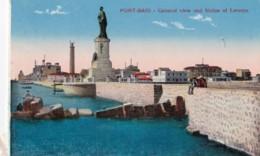 AN40 Port Said, Panoramic View Of The Quay - Port Said