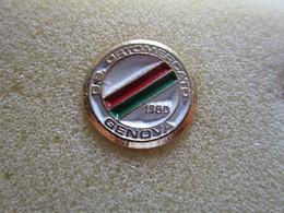 GS Ortomercato Genonova Distintivi FootBall Calcio Soccer Spilla Liguria Pins Genoa - Calcio