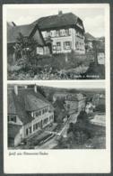 Allemagne Deutschland Gasthaus Z. Weinberg Ottersweier  Kreis Buhl  Baden - Buehl