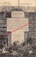 Grave Of The English Heroes Dallen The 23rd April 1918 - Zeebrugge - Zeebrugge