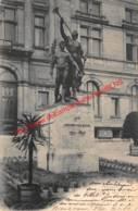 Monument à Antoon Van Dyck - 1904 - Antwerpen - Antwerpen