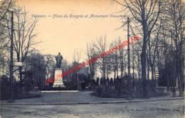Place Du Congrès Et Monument Vieuxtemps - Verviers - Verviers