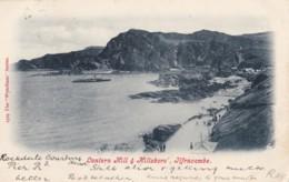 AO96 Lantern Hill & Hillsboro, Ilfracombe - 1905 Vignette Style Postcard - Ilfracombe