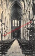 Eglise Ste-Gudule - Intérieur - Brussel Bruxelles - Bruxelles-ville