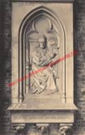 Reconstitution De La Dalle Tumulaire De Van Maerlandt Détruite En 1829 - Damme - Damme