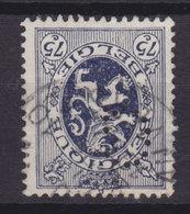 Belgium Perfin Perforé Lochung 'C' Mi. 73, 75c. Wappenschild Stamp (2 Scans) - Perfins