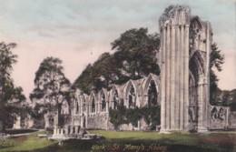 AM47 York, St. Mary's Abbey - York