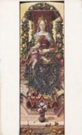 AR60 Art - La Madonna Della Candeletta By C. Crivelli - Paintings