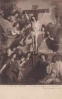 AR60 Art - Crucifix Aux Anges By Ch. Lebrun - Paintings