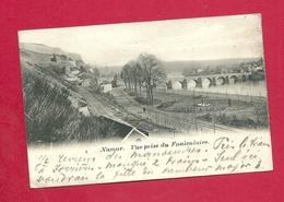 C.P. Namur = Vue Prise  Du FUNICULAIRE - Namur