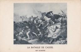 AR60 Art - La Bataille De Cassel By Ary Scheffer - Paintings