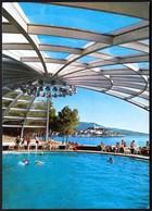 Croatia Primosten 1976 / Hotel Adriatic, Swimming Pool - Croatia