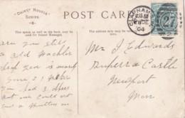 AS82 Genealogy - J Edwards, Newport, Mon. 1904 - Genealogy