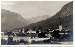 FERLACH - Südlichste Stadtgemeinde Österreichs, Ortspanorama Mit Kirche, Ed. Helff Graz 1922, 21.5.1923 - Ferlach