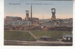 Allemagne - Recklinghausen - Zeche General Blumenthal Schacht II Und IV - Recklinghausen