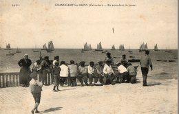 GRANDCAMP LES BAINS ( 14 ) - En Attendant Le Jusant - Frankrijk