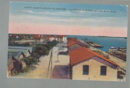 CP (13) Port-Saint-Louis-du-Rhône  -  Le Rhône Et La Douane Vus De La Tour - France