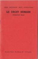 Franc-Maçonnerie. Le Droit Humain. Fédération Belge. Ordre Maçonnique Mixte International. - Psychologie/Philosophie