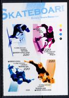 Korea South 2006 Corea / Extreme Sports Skateboard MNH Deportes Extremos / 1195  38-39 - Skateboard