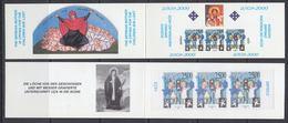 Europa Cept 2000 Kosovo/Serbia Booklet With Strip 3v  ** Mnh (44253) PRIVATE ISSUE - Europa-CEPT