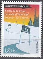 Andorre Français 2019 Championnats Du Monde De Ski Neuf ** - Andorre Français