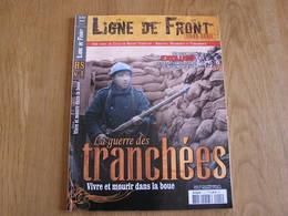 LIGNE DE FRONT Hors Série N° 1 Guerre 14 18  Poilus Tranchées Yser Ypres Verdun De Gaulle Fraternisations Arras Lille - Guerra 1914-18