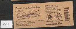 Carnet Marianne De Baujeard N° 590 C5 - Booklets