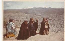 OFRENDA A LOS ACHACHILAS ENTRE MONTAÑAS SAGRADAS - YEAR ? - Bolivia