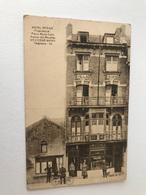 Westende  Hotel Regina  Avenue Des Mouettes - Westende