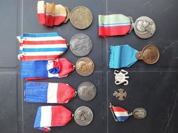 Médailles Françaises Décorations - Médailles & Décorations