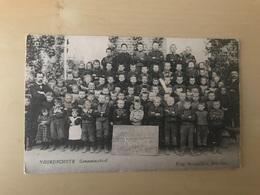 Noordschote  Lo-Reninge  Gemeenteschool  Uitg Bouquillon Merkem - Lo-Reninge