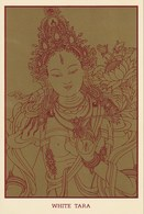 WHITE TARA - Budismo