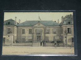 GAGNY  1910 /    VUE  MAIRIE   ...   / CIRC /  EDITION - Gagny