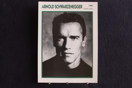 Sp-Acteur, 1985 - Arnold Schwarzene Culturiste Et Homme Politique Austro-américain, Né En 1947 à Thal(Autriche). - Acteurs