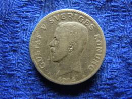 SWEDEN 1 KRONA 1915, KM786.1 - Schweden