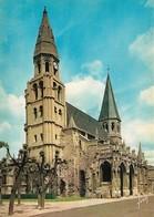 78 Poissy Eglise Notre Dame Où Fut Baptisé Saint Louis (2 Scans) - Poissy