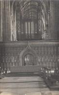 Postcard York Minster ? My Ref  B13539 - York