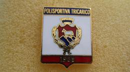 Calcio Pins Polisportiva Tricarico Lucania Basilicata Soccer Club Football - Calcio