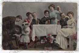 1913 - Birra Beer - Storia Postale - Annullo Verona Modena Bologna - Cartoline